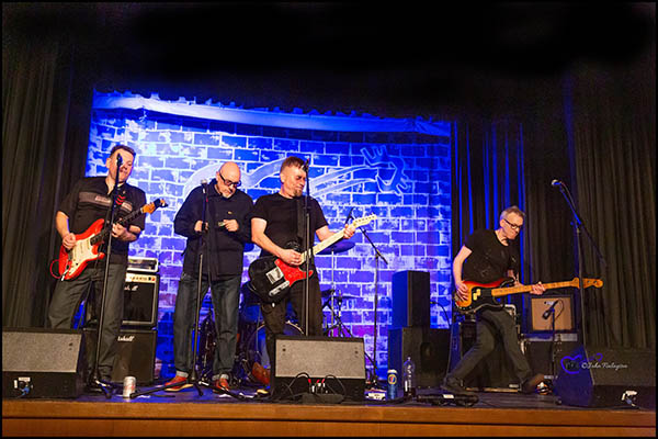 stan the band at Sedgefield Blues Club
