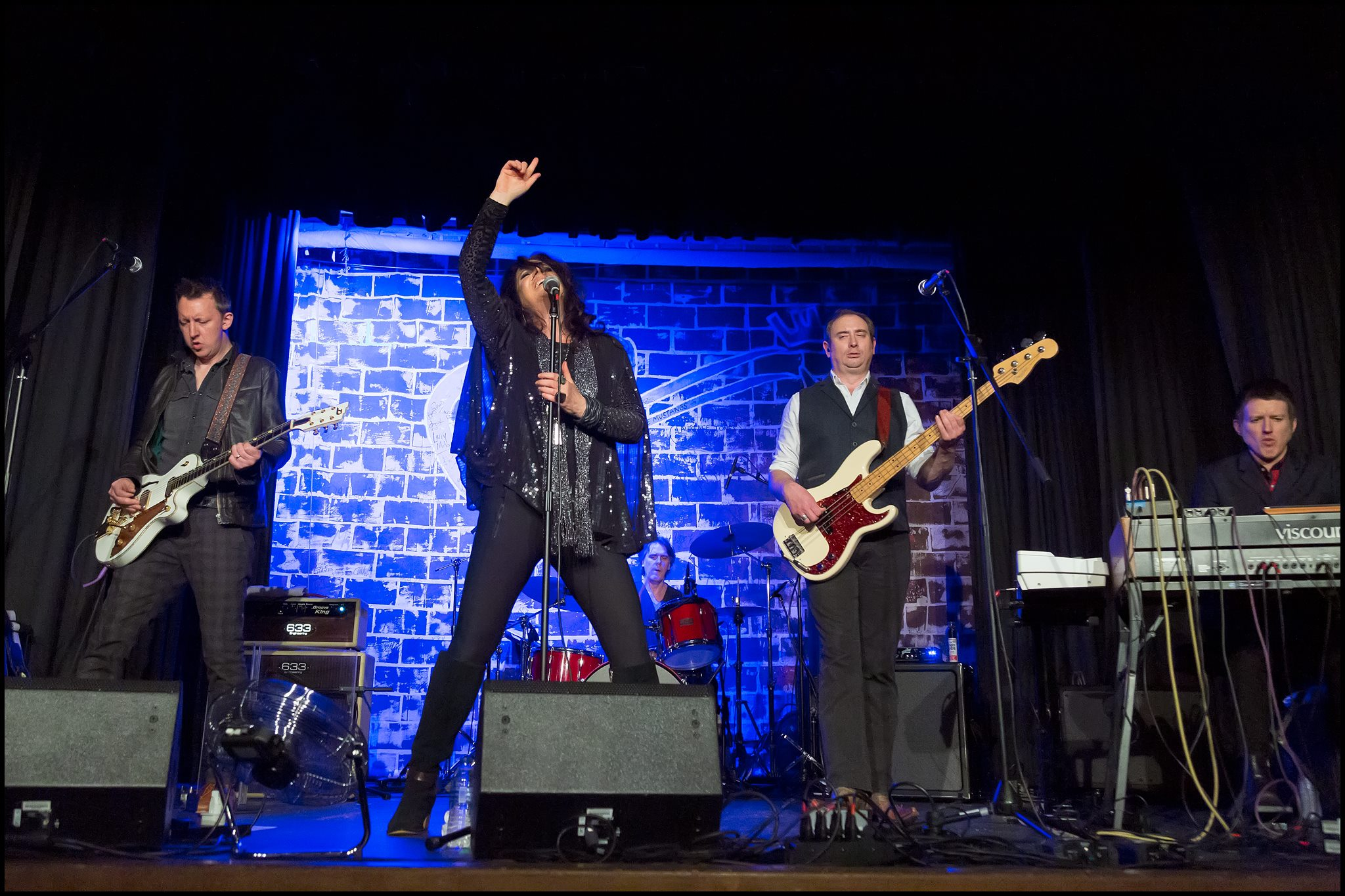 Sari Schorr at Sedgefield Blues Club