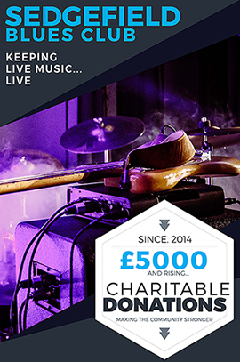 Sedgefield Blues Club-Charitable Donations